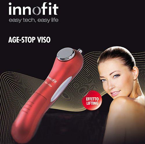 AGE STOP VISO - Ionos, ultrahangos arc-és szemkörnyék ápoló készülék