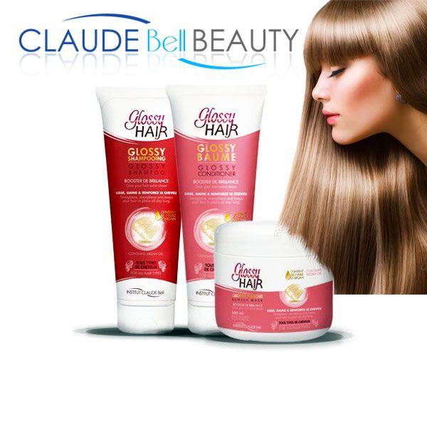 GLOSSY HAIR SZETT - A ragyogóan csillogó hajért