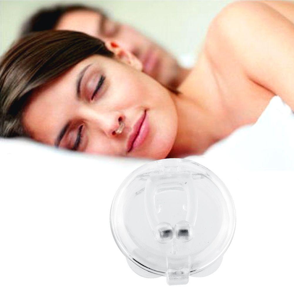 NOSE CLIP - Horkolásgátló akupresszúrás orrklipsz