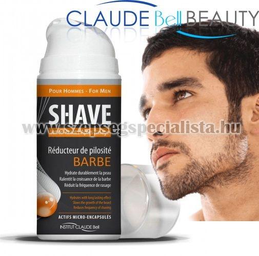 SHAVE - Szőrnövekedés gátló szúrós és durva borostára
