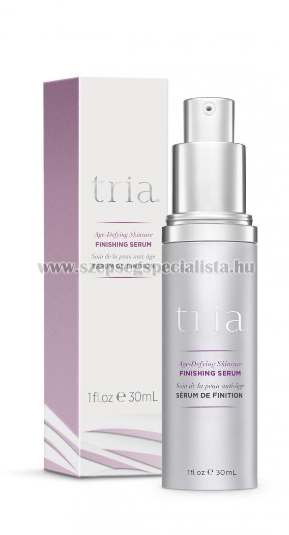Tria Beauty Age-defying Finishing serum bőrápoló szérum